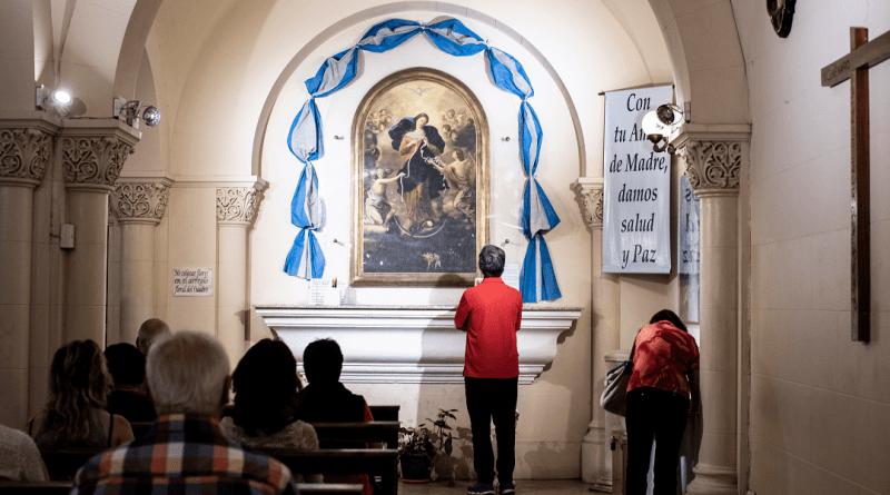 Parroquia San Jose del Talar y la Virgen que Desata los Nudos