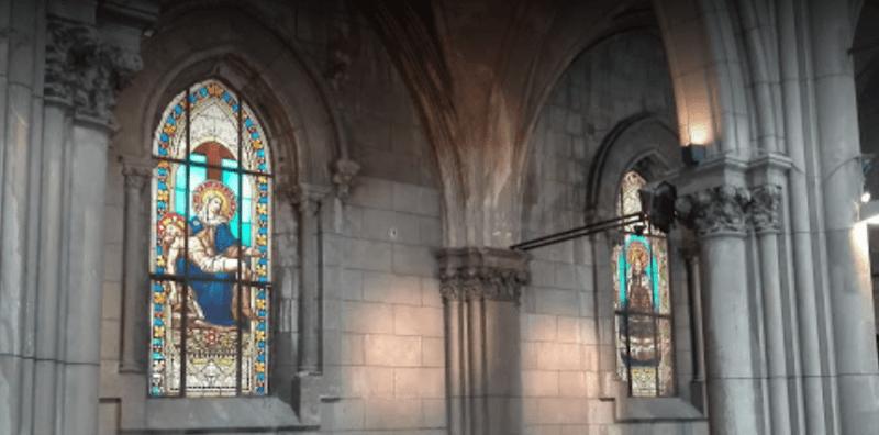 Complejo Histórico Santa Felicitas templo escondido