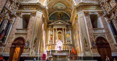 basilica san jose de flores