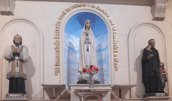 La Catedral de Quilmes inmaculado corazon de maria