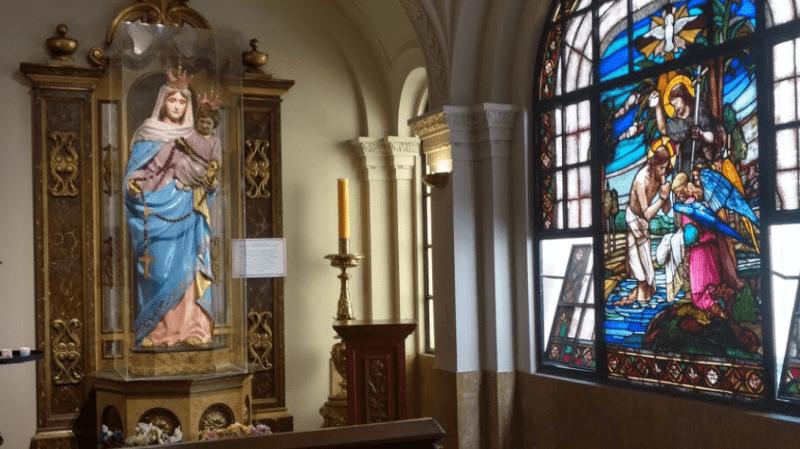 NS del Rosario en San Nicolas de Bari