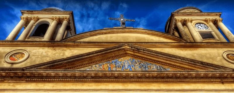 catedral de moron frontis