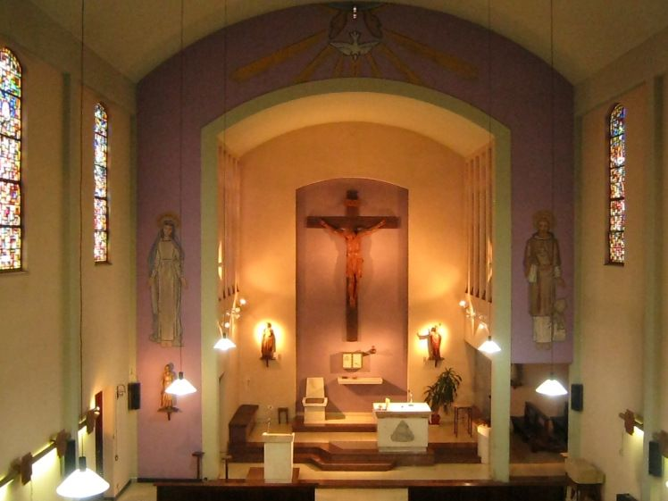 san bonifacio altar