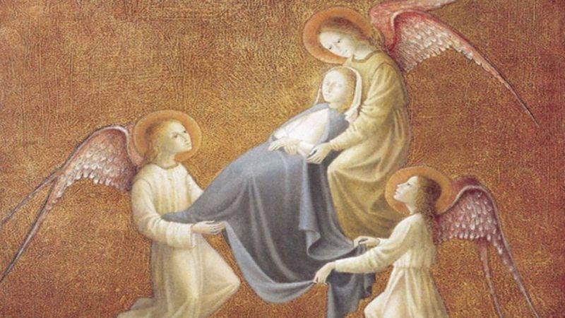 La historia de la solemnidad de la Asunción de María