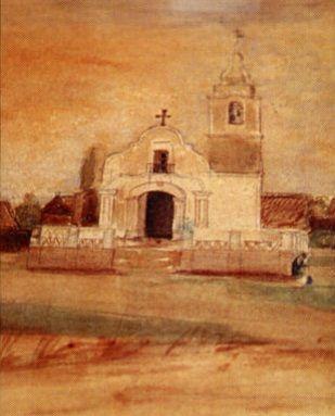 oratorio exaltacion de la cruz sigli XIX