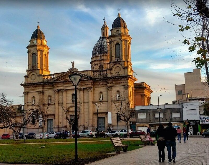 Chivilcoy, Iglesia Nuestra Señora del Rosario