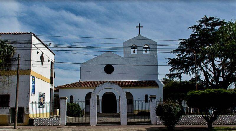 Parroquia San Marcelo en Don Torcuato