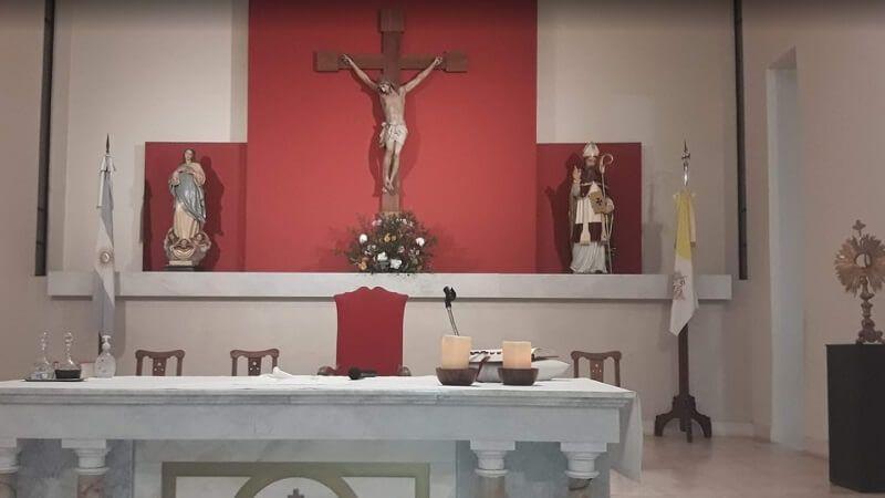 parroquia de San Anselmo