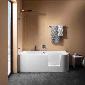 baignoire avec porte 19 de tva