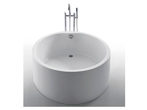 la baignoire ilot laguna une belle forme originale