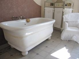 baignoires anciennes
