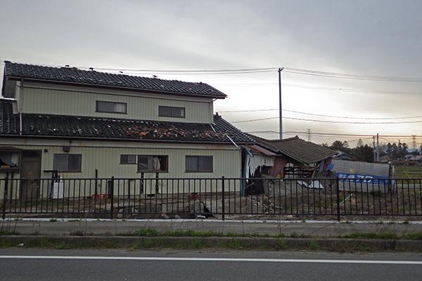 2013年4月の福島