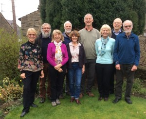 AGM of Baildon Walkers are Welcome @ Wesleys Hall, Baildon Methodist Church