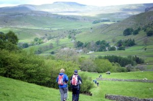 RIDE TO STRIDE WALKING FESTIVAL @ Various - all accessible by train from Shipley or Saltaire trains