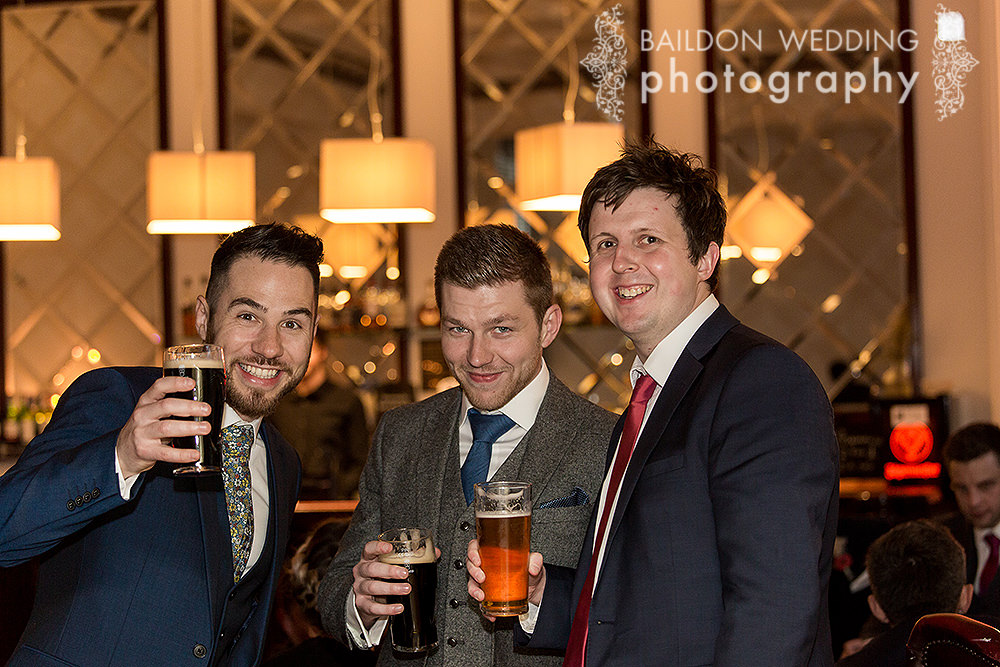 boys in the bar