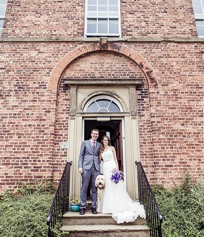 red brick wedding thwaite mills wedding venue Leeds