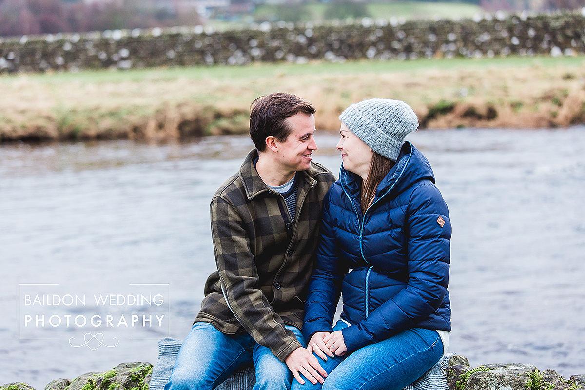 Natural wedding photographer Yorkshire