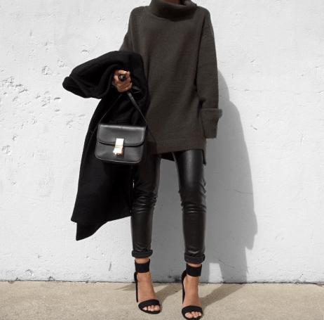 Chinda Phraph (@ch.phr8ph) in the Scott Sweater