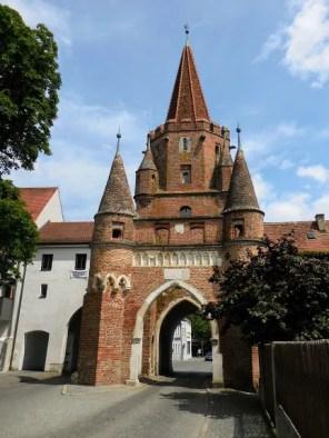 Ingolstadt Western Gate Kreuztor