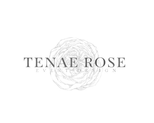 Tenae Rose Event Design