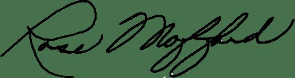 Rose_Mofford_Signature