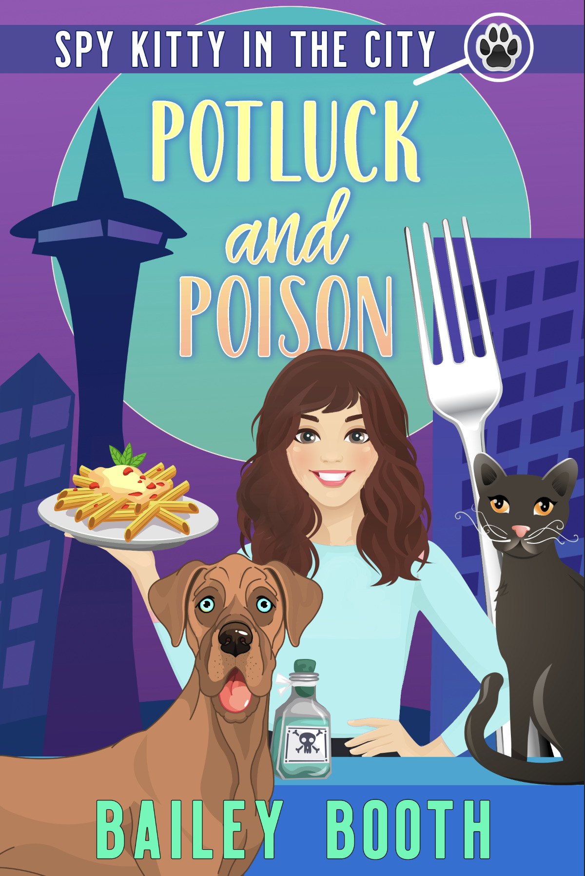 Potluck and Poison Ecover HR