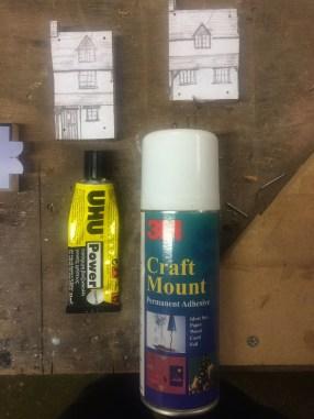 UHU 1, Craft Mount 0