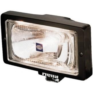 Hella 220 Clear Lens Spot Light