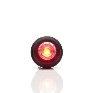 Single Round Red LED