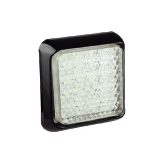 100mm Square Rear Reverse Lamp