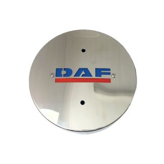 Stainless Steel DAF Hub Covers