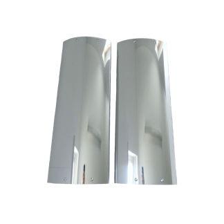 Stainless Steel Isuzu 11/12T Mirror Guards