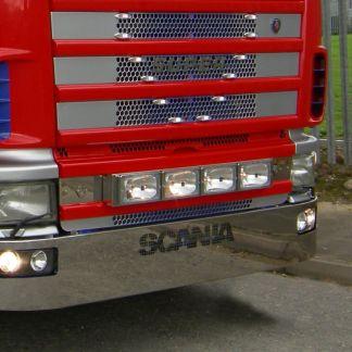 Scania Grill Pod