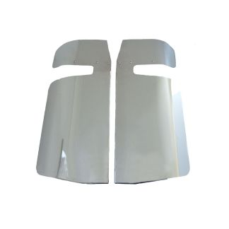 Stainless Steel Renault C/K/T Mirror Guards