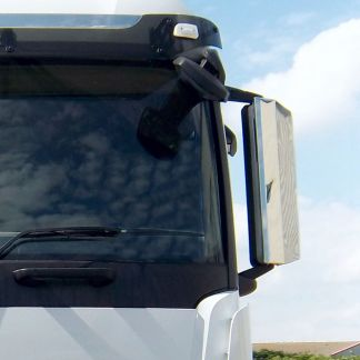Mercedes Actros/Arocs/Antos/MP4 Mirror Guards