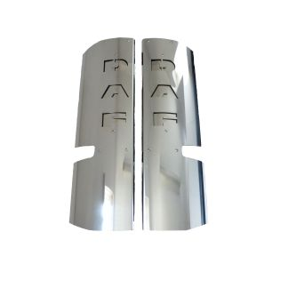 Engraved DAF LF Mirror Guards