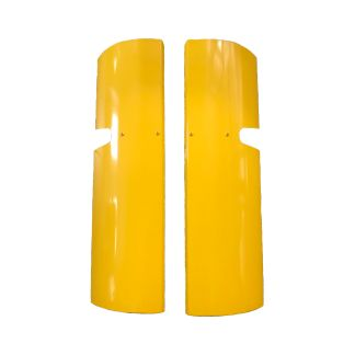 Yellow DAF LF Mirror Guards