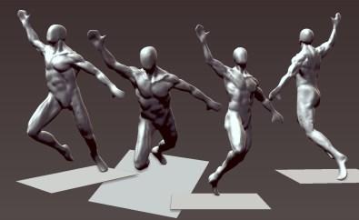anatomy speed sculpt
