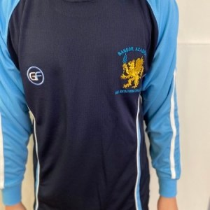 Bangor Academy Football Shirt