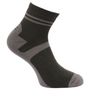 Regatta Active Socks - 3 pack Raven