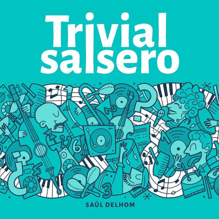 Libro Trivial Salsero - Preguntas y respuestas sobre grupos, artistas, canciones y letras de salsa
