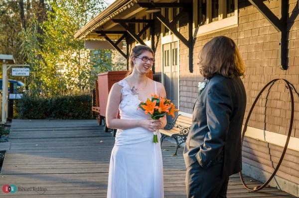 Tara and Alex - Cotuitlam Wedding