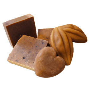 Théobroma Cacao - Savon Bio hydratant
