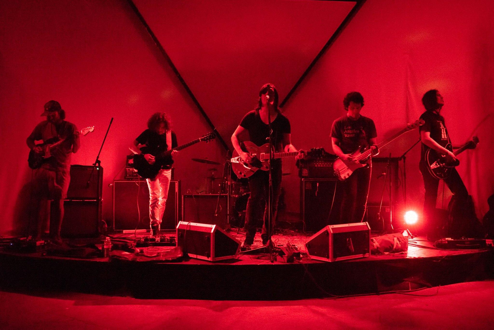 02/07 – THE WARLOCKS (Us) + Guest / La Cave aux Poètes