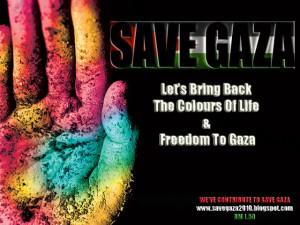 SAVE GAZA 3