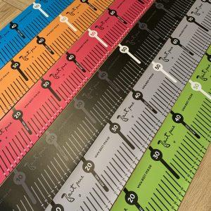 Motband – Das Fisch-Maßband in 6 tollen Farben zur Auswahl.