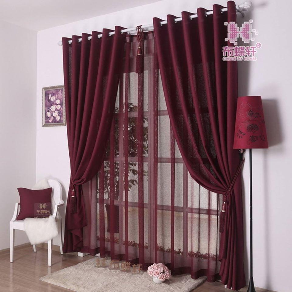 creation rideaux chez shayma baitik