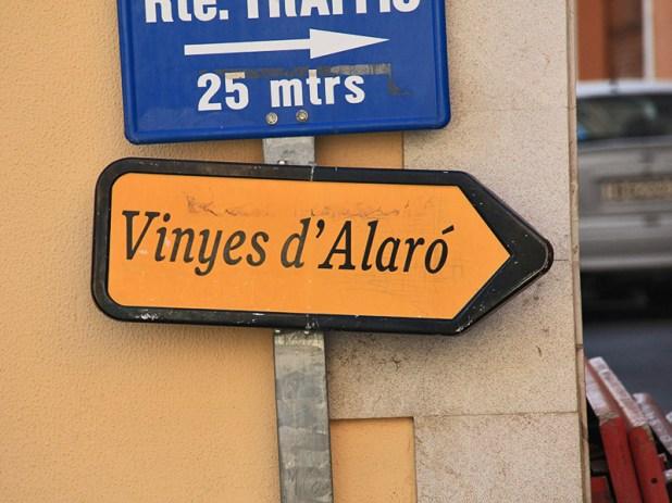 Auf nach Vinyes d'Alaró