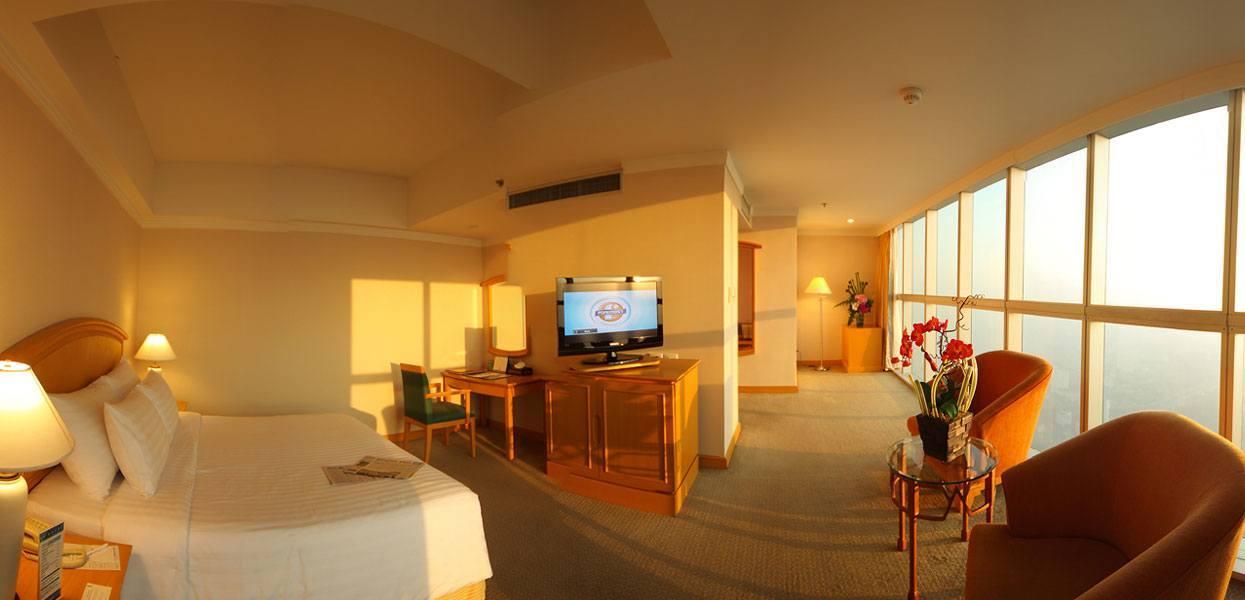 Junior SuiteSpace Zone Baiyoke Sky Hotel Thailands