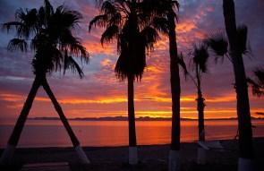 Sunrise at Casa de Catalina